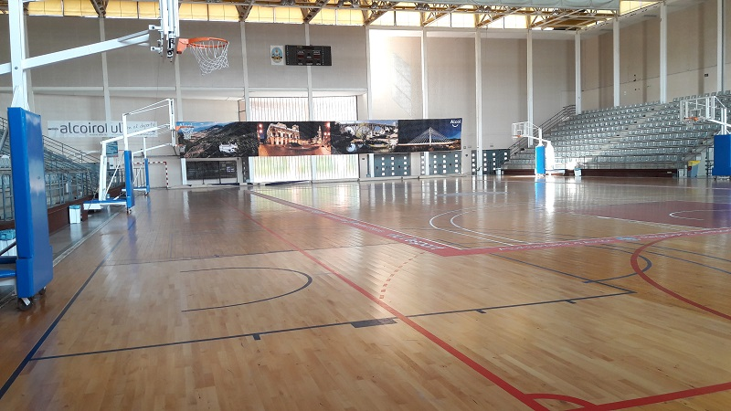 Foto 2 pavelló Mutualidad Levante