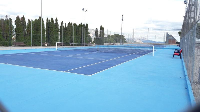 Foto 2 Pistes de tenis