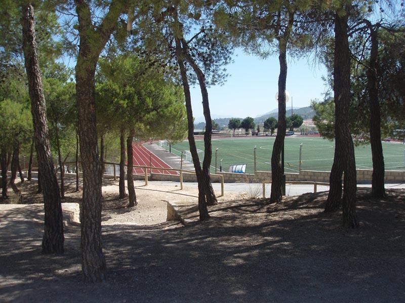 Foto 1 Circuit de camp a través