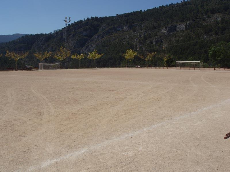 Foto 1 Camps de futbol